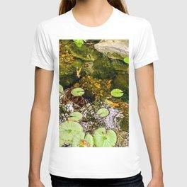 Baby Koi Pond T-shirt