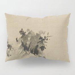 Sesshu Toyo - Broken Ink Landscape (1495) Pillow Sham