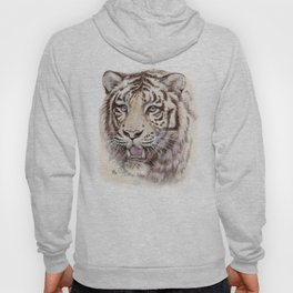 White Tiger 909 Hoody