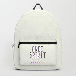 free spirit Backpack