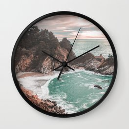 Big Sur California Wall Clock