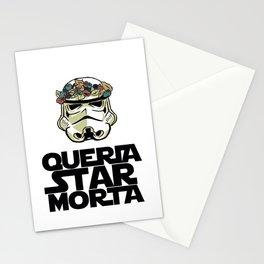 QUERIA STAR MORTA Stationery Cards