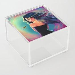 A Frozen Second Acrylic Box