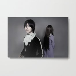Yato Metal Print