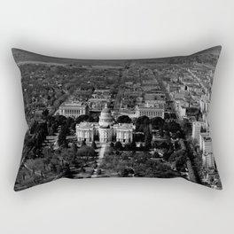 California Sacramento NARA 23935009 Rectangular Pillow