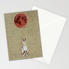 The Blood of Chang'e Stationery Cards