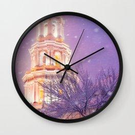 Great Belfry Story Wall Clock