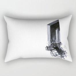 Window Planter Watercolour  Rectangular Pillow