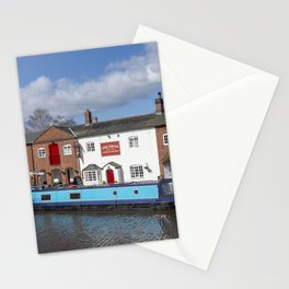 The Swan AKA Mucky Duck Stationery Cards