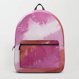 Lesbian Watercolor Pride Backpack