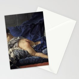 François Boucher - Odalisque Stationery Cards