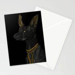 Egyptian Dog Stationery Cards