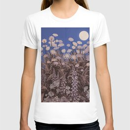Flower Foxes - JR T-shirt