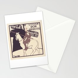 'Don Quixote' Play Vintage Stationery Cards