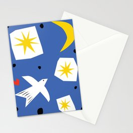 Good night Stationery Cards
