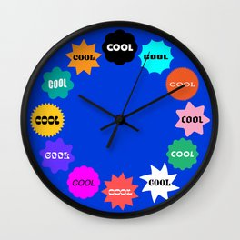 Cool Cubed Wall Clock