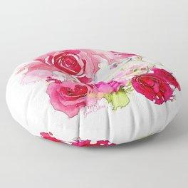 Tea 2 Floor Pillow
