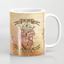 You Are My Queen Coffee Mug