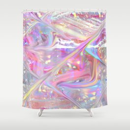 holographic Shower Curtain