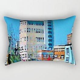 Cookman Ave Asbury Park NJ Rectangular Pillow