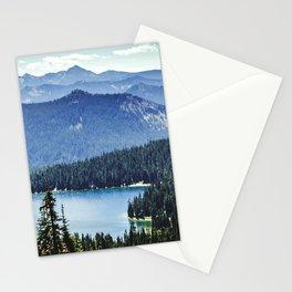 Dewey Lake, Washington Stationery Cards