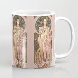 "Alphonse Mucha ""Dry Imperial"" Coffee Mug"