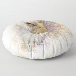 American Bald Eagle Bird Of Prey Floor Pillow