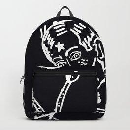 Cosmic boy pattern 2 Backpack