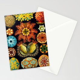 Sea Squirts (Ascidiacea) by Ernst Haeckel Stationery Cards