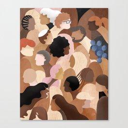 HumanKIND Canvas Print