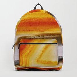 Amber Agate Backpack