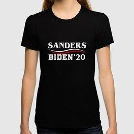 Bernie Sanders & Joe Biden 2020 President Election Campaign T-shirt