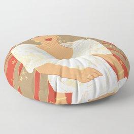 Proud Floor Pillow