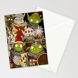 Festive Goblins Stationery Cards