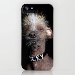Icky iPhone Case