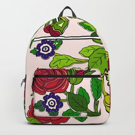 Portuguese Tiles Backpack