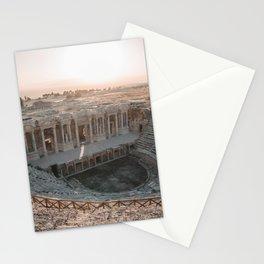 Pamukkale, Turkey. Stationery Cards