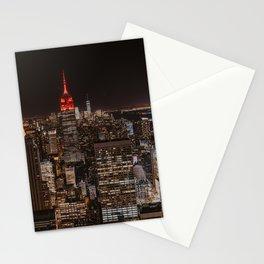 New York NY Stationery Cards