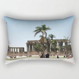 Temple of Luxor, no. 20 Rectangular Pillow