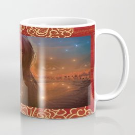 Beautiful Desert Girl Coffee Mug