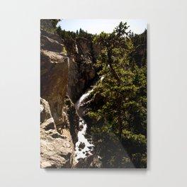 Woodbine Falls #1 Metal Print