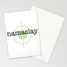 Namaslay Stationery Cards