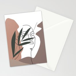 Peek through Stationery Cards