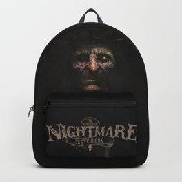 The Nightmare Sketchbook Backpack