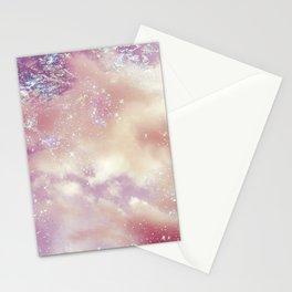multidimensional mood Stationery Cards