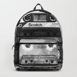 Something Nostalgic - black and white #decor #society6 #buyart Rucksack