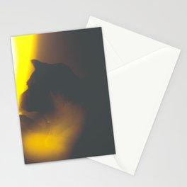 Entei Silhouete Stationery Cards