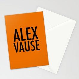 Alex Vause (2) Stationery Cards