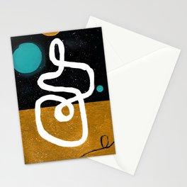 Una Cosa Trae A Otra Stationery Cards