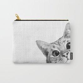 sneaky cat Tasche